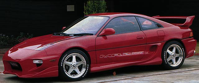 Mr2 Sw20 Tuned Cars Veilside